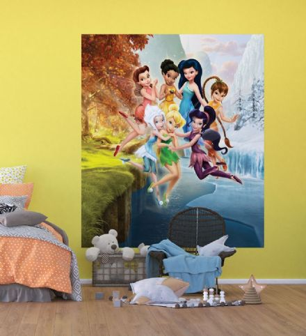 Disney Fairies Premium wall mural